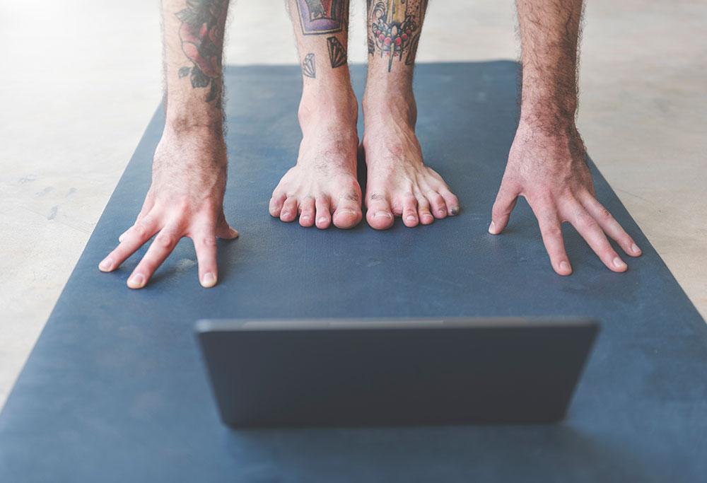 computer-yogafeet